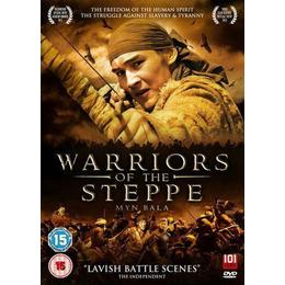 Warriors Of The Steppe - Myn Bala [DVD]